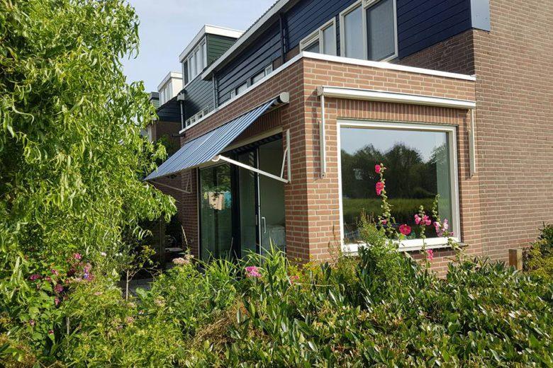 Aanbouw voor achter woonhuis Monnickendam5